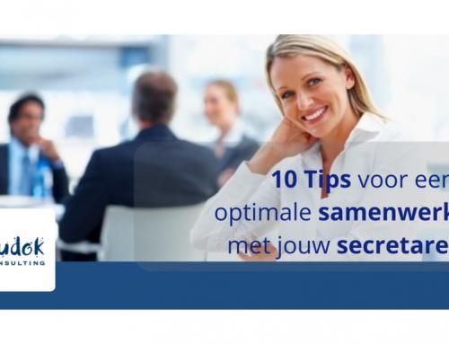 10 Tips voor een optimale samenwerking met jouw secretaresse