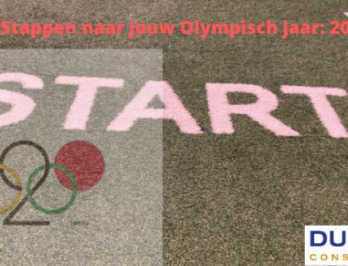 7 Stappen naar jouw Olympisch jaar: 2020