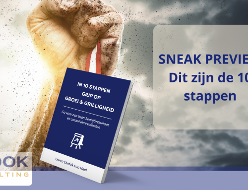 10 Stappen Sneak Preview en early bird actie